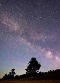 Get lost staring at the sky and stars of Michigan's Upper Peninsula