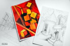 Architecture Games by Oana Unciuleanu. <3 For more fun classes and art novelties, visitwww.oanaunciuleanu.com and subscribe to Oana Unciuleanu Art & Architecture on FB. #architecture #sketch #architectural #building #drawing #design #construction #blueprint #graphic #house #concept #architect #project #structure #wireframe #line #sketching #modern #frame #drawings #engineering #wire #office #luxury #illustration #matrix #home #3d #contemporary #development