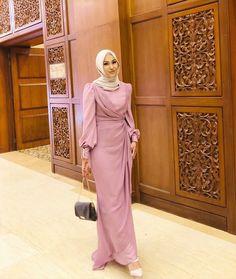 """Samm Republic on Instagram: """"Our pretty @ezlisaaloy in #sammrepublic dress ❤️❤️ Tq dear ❤️"""" Hijab Dress, Pretty, Instagram, Dresses, Fashion, Vestidos, Moda, Fashion Styles, The Dress"""