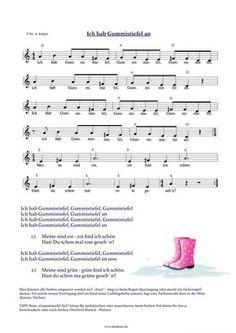 Die 18 Besten Bilder Von Kiga Lieder Kindergarten Portfolio Music