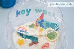 JanasBastelecke: Kreativer Montag 118 - Kreativer Gutschein fürs Schnorcheln