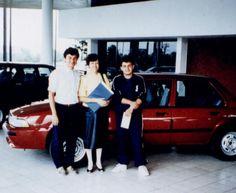 Colegio Inglés Hidalgo, 1989.