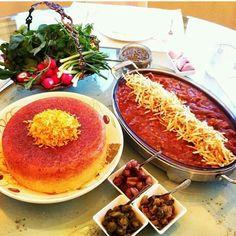 Gheymeh stew - Iranian food