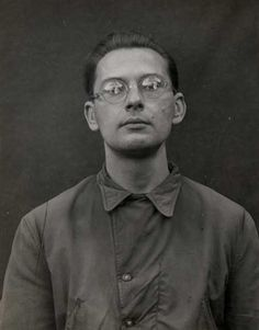 Rudolf Hermann Brandt was a lawyer and SS officer who became the right hand man of Heinrich Himmler. Highly intelligent, a workaholic, an administrative maniac, and a star stenographer, Brandt was literally Himmler's permanent shadow as the Chief of the Personal Staff of the Reichsführer SS. He was tried at Nuremberg alongside the Nazi doctors and was found guilty of crimes against humanity. He was hanged on June 2, 1948, his 39th birthday.