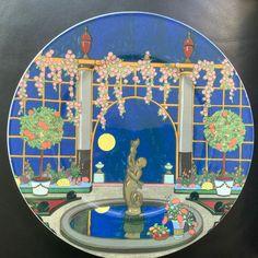Villeroy&Boch, lekre middagstallerkener , Jardins Francais , selges. | FINN.no Fine Porcelain, Design
