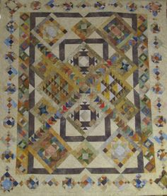 $5 Quilt Block of the Month 2012-2013