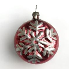 Vintage Glass Christmas Ornaments - Bing Images