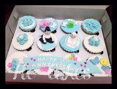Cupcakes anniversary
