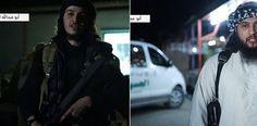 Une vidéo d'une durée de sept minutes montre des images des attentats de Bruxelles et des interventions en français de deux djihadistes.