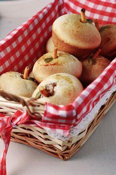Sweet apple pies