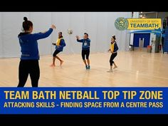 Improve your netball skills with our Team Bath stars! In this video, England attacking player Rachel Shaw demonstrates her top tip for getting free in a two-. Netball Coach, University Of Bath, Rules For Kids, Skill Training, Rugby League, Kids Sports, Rowing, Physical Education, Teamwork