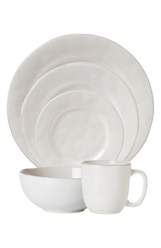 \u0027Puro\u0027 5-Piece Dinnerware Place Setting  sc 1 st  Pinterest & The 5 Most Popular Dinnerware Sets for Millennials | Dining sets ...
