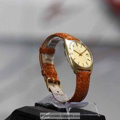 Eterna Matic 12824 Baujahr 1974 mit Uhrenbox, kostenloser Versand.. - Square Watch, Box, Accessories, Omega Watch, Find Friends, Wrist Watches, Snare Drum, Jewelry Accessories