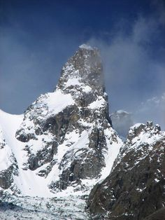 Gulmit Tower is at elevation of 5180 meter above sea level in the Gulmit valley along the KKH (Karakoram High Way) in the Karakoram range Pakistan. Though some attempts done there but still remain unclimbed.
