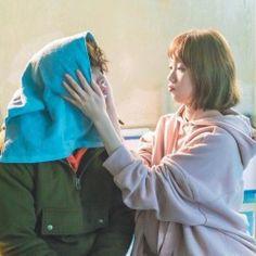 Korean Aesthetic, Film Aesthetic, Weightlifting Fairy Kim Bok Joo Swag, Do You Like Messi, Joon Hyung, Aesthetics Tumblr, Sungjae Btob, Nam Joohyuk, Lee Sung Kyung
