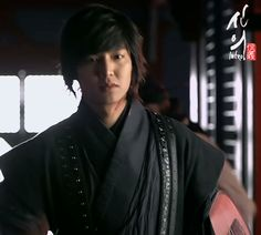 I wish I could do this. Lee Min Ho, Choi Young, The Great Doctor, Faith.