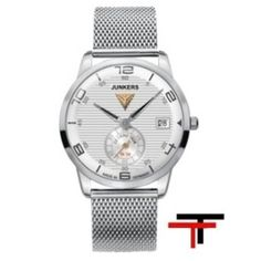 Relojes Mujer Junkers  http://www.tutunca.es/reloj-junkers-flatline-de-mujer-corrugated-sheet-malla