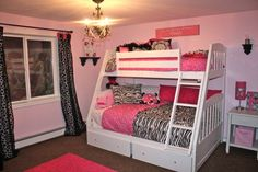 Perfect Bedroom Sets Pink with Simple Design - http://www.sheilanarusawa.com/perfect-bedroom-sets-pink-simple-design/1045/