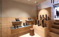 Seraphita shoe stores by Stone Designs, Madrid (Spain) 2011 #seraphita #StoneDesigns