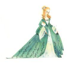Cinderella by Nathalie Ragondet [©2013]