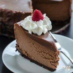 brownies s čokoládovou pěnou Apple Crumb Cakes, Chocolate Deserts, Luxury Food, No Bake Pies, Mini Cheesecakes, Creative Food, Cake Cookies, Delicious Desserts, Nutella