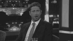 ночь британских актёров: жерар батлер — somethin'gif