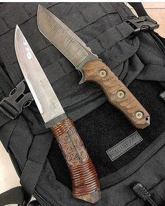 Custom knives; from Japan Mr. Takeshi Saji in SanMai Steel and from Italy Wander Tactical in D2 Steel by @coltelleriacollini   Buy www.knives.it ------------------------------- #military #fixed #coltelli #knife #knives #custom #survivalist #militarylife #knivesweekly #knifecommunity #edc #edt #tactical #everydaytactical #knifefanatics #usnstagram #knifenut #knifeporn #bestknivesofig #igmilitia #knivesdaily #knifeparty #knifestagram #survival #knifepics #knifecollection #knifelife…