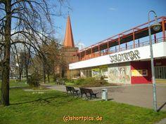 straßenbahn cottbus   Das Stadttor von Cottbus im Bild