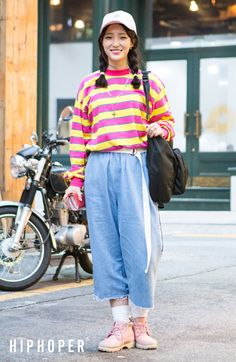 정다영 > Street Fashion   힙합퍼