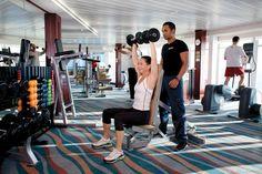 Azamara Journey - Gym #Cruise