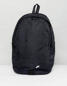 Image result Nike All Access Soleday Backpack In Black Black Nike Backpack b16fd6e95b222