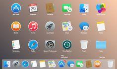 User Interface Design — Yosemite Apps