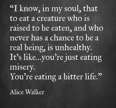 Monsters keep innocent life, kill it and you eat it up. I stopped, will you!?