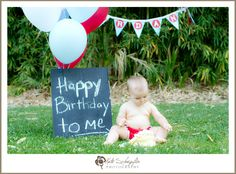 Redlands, California Vintage Travel Themed 1st Birthday Shoot + An Awesome Cake Smash » Katie Schoepflin Photography Blog-backdrop thought... Indoor high chair avoidance strategy needed
