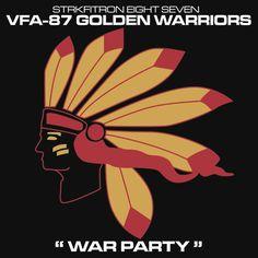 VFA-87 GOLDEN WARRIORS