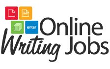 OnlineWritingJobs.com website (used to be Quality Gal). It's not a general writing job search site, despite the name, but an agency that hires freelance writers for assignments much like Scripted or Skyword and such.