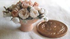 Amazing tiny roses, Dollhouse Rosy