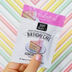 Project 7 - Great Tasting & World Changing Gum & Mints - Products for… 12th Birthday Cake, Gum Flavors, Gourmet Recipes, Healthy Recipes, Wedding Gift Bags, Chewing Gum, Gummy Bears, Shortbread Cookies, Bubble Gum
