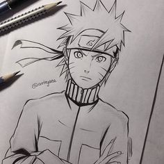 Quick Naruto sketch made when I was bored on my way home yesterday✌ posting this bc I don't really have anything new to share atm  Anyway! Where are you guys from? I'm just curious, I want to know more about my awesome followers(: thank you for all your love and support♡ #naruto #sketch ref; pinterest, cr to the original artist