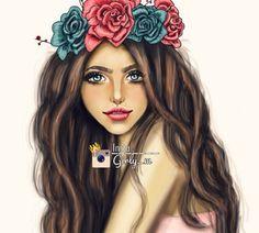 Imagen de girly_m, flowers, and art