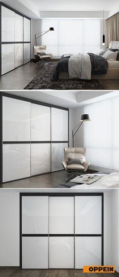 build-in closet
