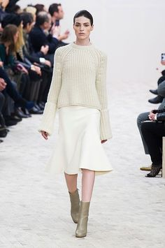 Winter Whites: Céline Fall 2013