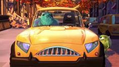 Mike's New Car - Pixar Short Films Collection