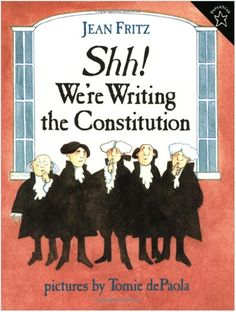 Books by Jean Fritz are an entertaining way to teach history to children.