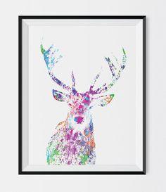 Deer by Morten Kirkegaard
