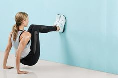 6 Moves That'll Work Your Abs, Butt, And Thighs In The Best Way - SELF