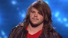 Caleb from American Idol