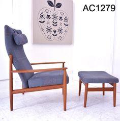 Grete Jalk armchair