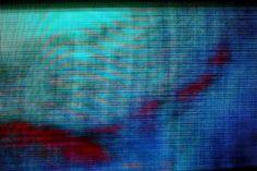 Analog Glitch. Experiments with a CRT televison #glitch #analog