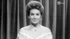 Fulvia Colombo il 3 Gennaio 1954 da inizio alle trasmissioni RAI.